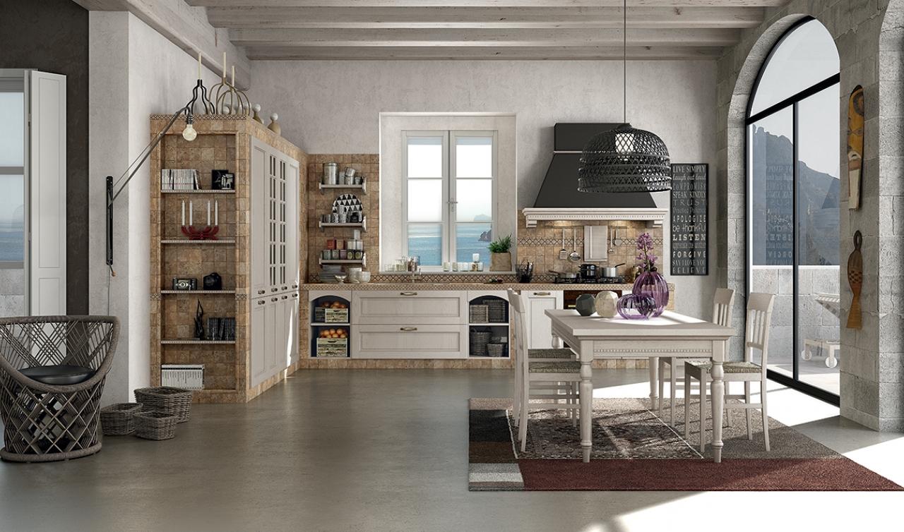 Classic Kitchen Arredo3 Virginia Model 05