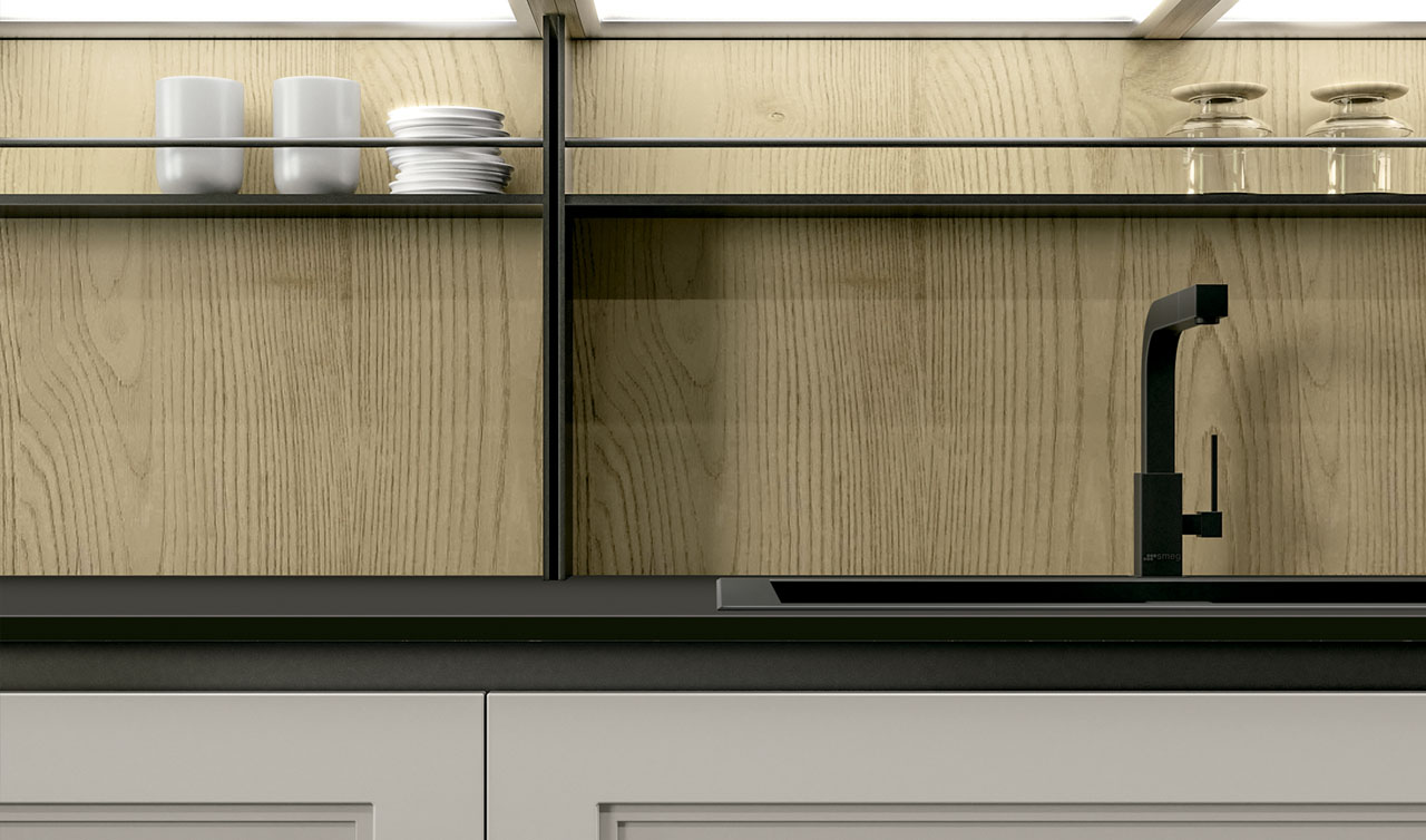 Modern Kitchen Arredo3 Meg Model 02