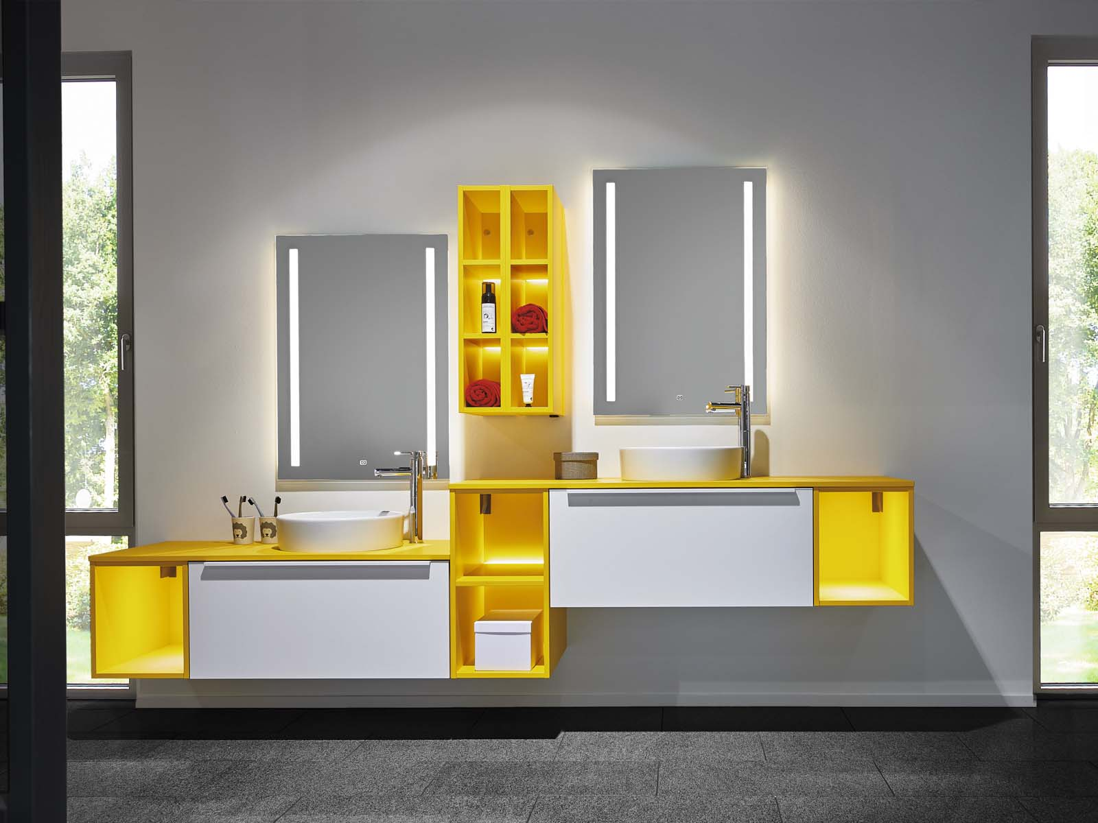 Küchentime Laser 427 - Bathroom