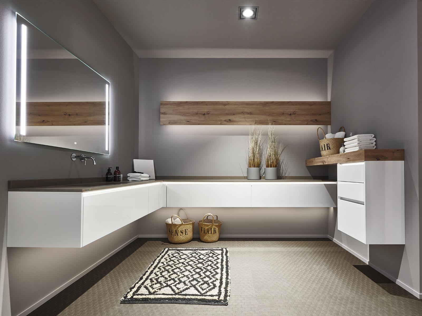 Küchentime Lux 817 N - Bathroom