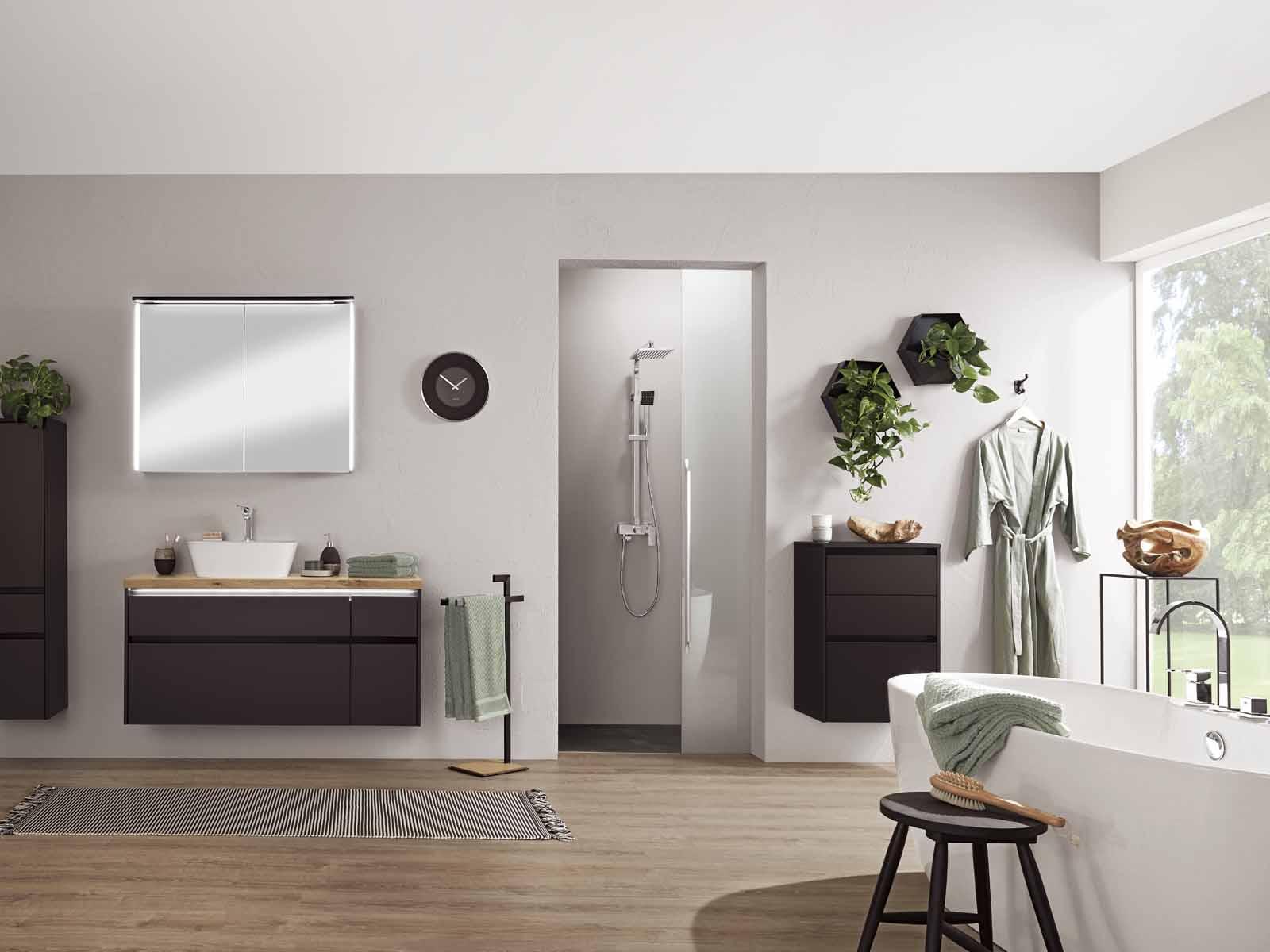 Küchentime Touch 340 N - Bathroom