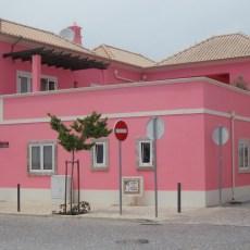 Casa Viana Guesthouse vista desde o passadiço