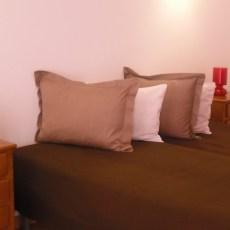 Quarto Twin com camas juntas