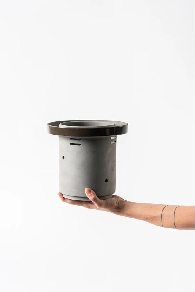 cultive seus proprios cogumelos com este jardim casa.com designboom klil etrog 10 Vision Art NEWS