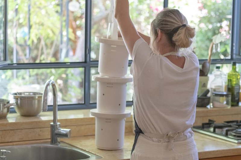 cultive seus proprios cogumelos com este jardim casa.com designboom klil etrog 4 Vision Art NEWS