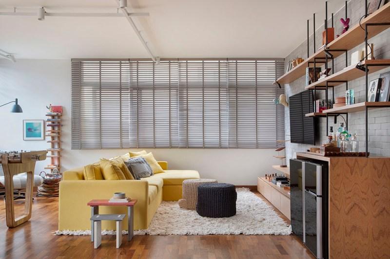 Apartamento nos Jardins assinado pela designer de interiores CACAU RIBEIRO foto 10 Vision Art NEWS