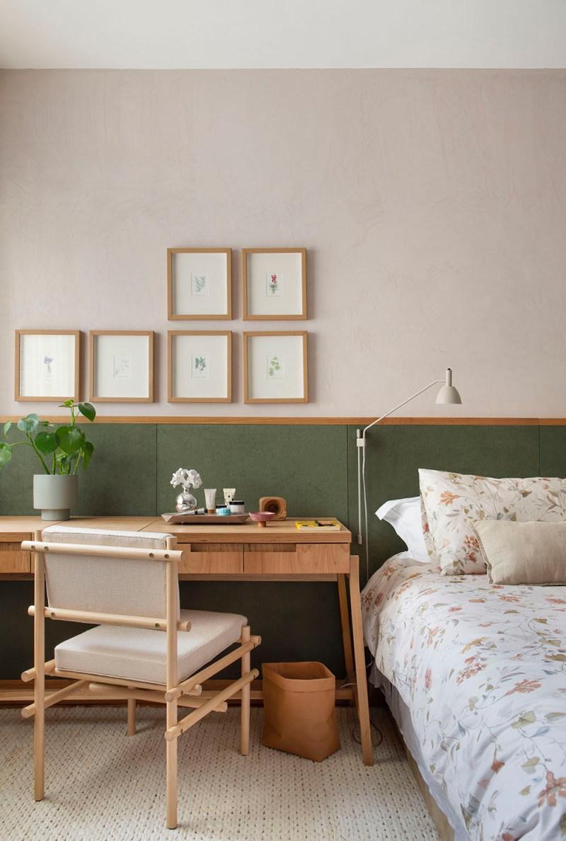 Apartamento nos Jardins assinado pela designer de interiores CACAU RIBEIRO foto 18 Vision Art NEWS