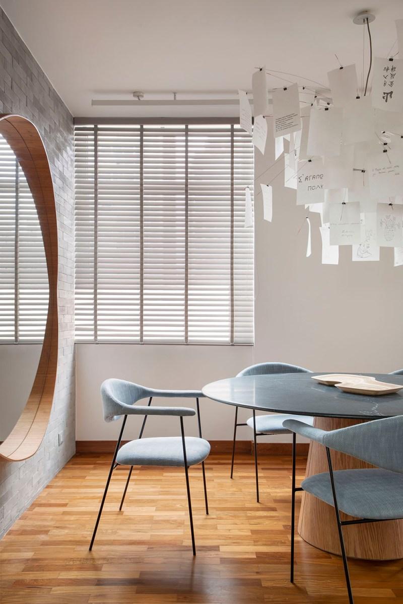 Apartamento nos Jardins assinado pela designer de interiores CACAU RIBEIRO foto 6 Vision Art NEWS