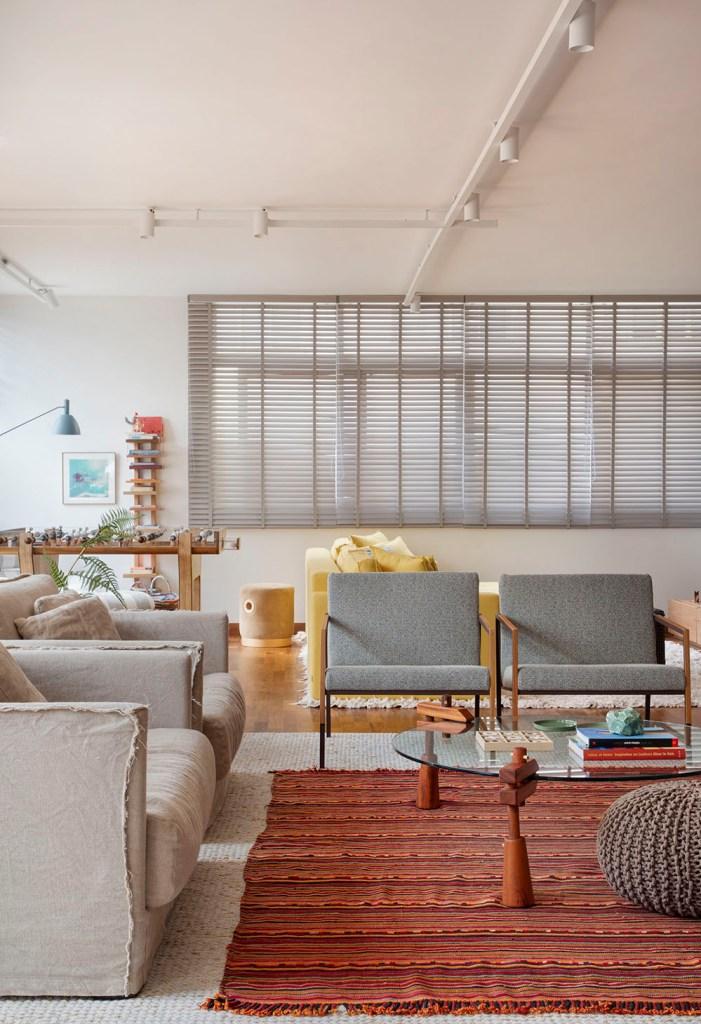 Apartamento nos Jardins assinado pela designer de interiores CACAU RIBEIRO foto 7 Vision Art NEWS