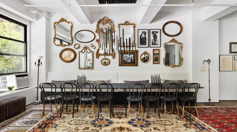 12 toques industriais e minimalistas marcam este loft de 140 m 2 em nova Vision Art NEWS