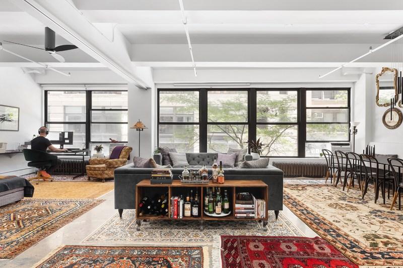 14 toques industriais e minimalistas marcam este loft de 140 m 2 em nova Vision Art NEWS