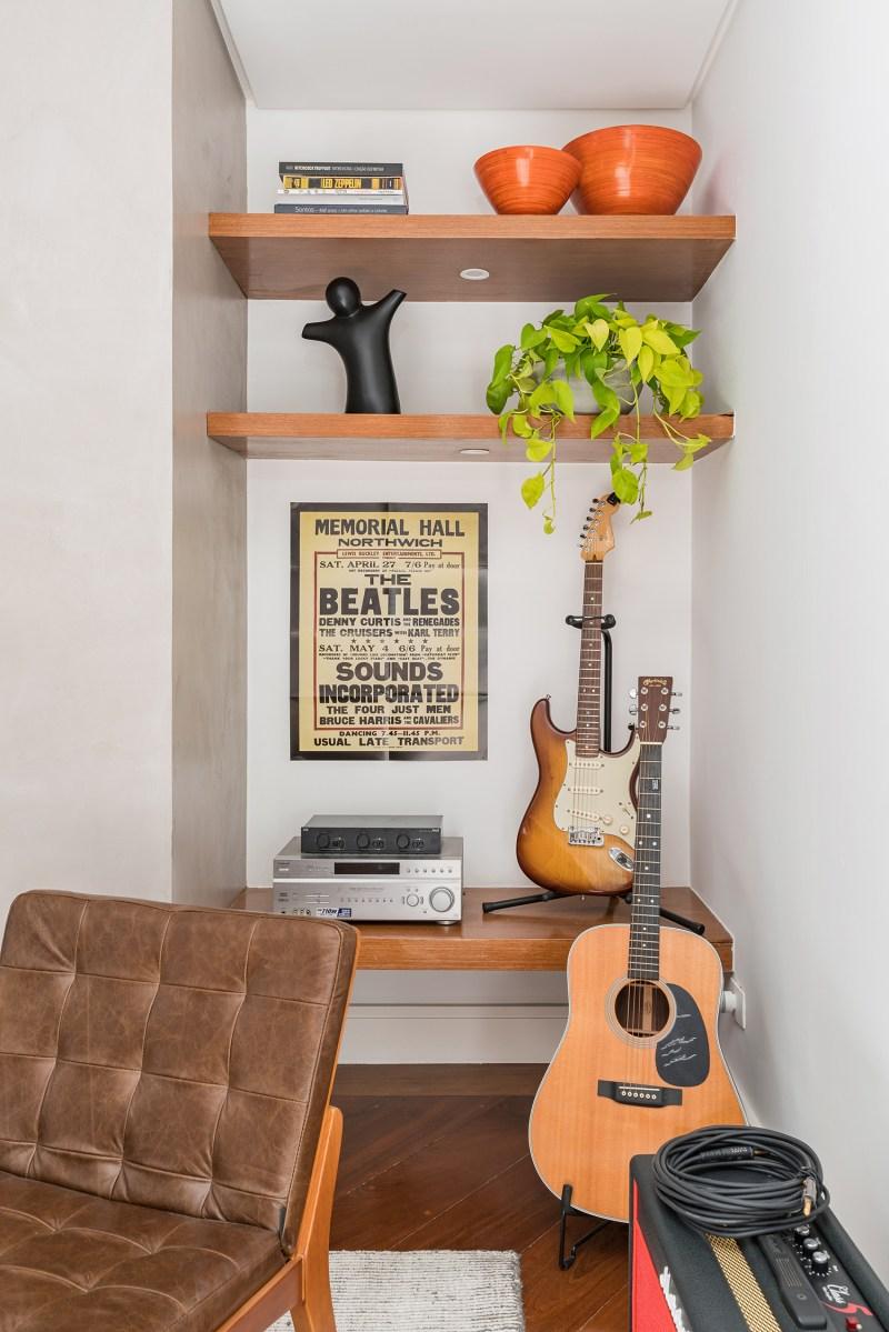 39 musica viagens e por do sol um tema para cada sala neste ape de 244 m Vision Art NEWS