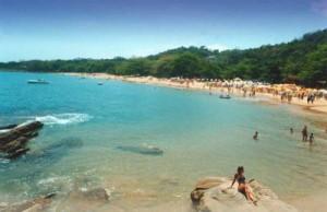 Praia do Curral em Ilhabela