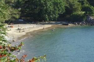 Praia do Veloso em Ilhabela