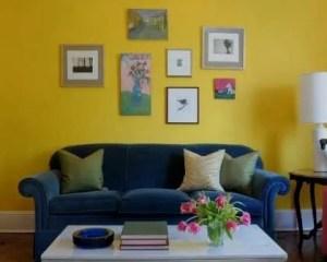 Pintura de apartamentos sala
