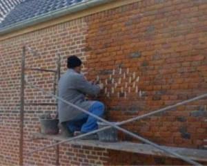 Reabilitação de casas antigas tijolo