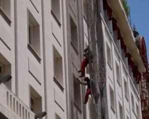 Reabilitação de edifício rappel