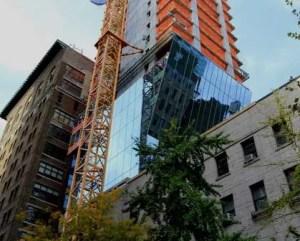Reabilitação de edifícios ampliação