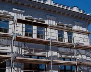 Reabilitação de fachada