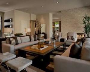 Remodelação de apartamento sala de estar