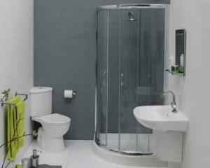 Remodelação de casa de banho pequena