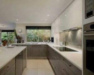 Remodelação de cozinha moderna