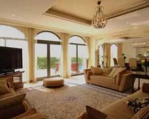 Remodelação de moradia sala de estar e jantar