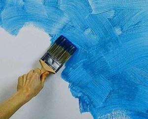 Revestimentos de interiores pintura