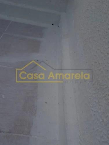 Detalhes impermeabilização de terraço