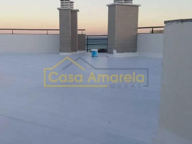 Impermeabilização de terraços no Algarve