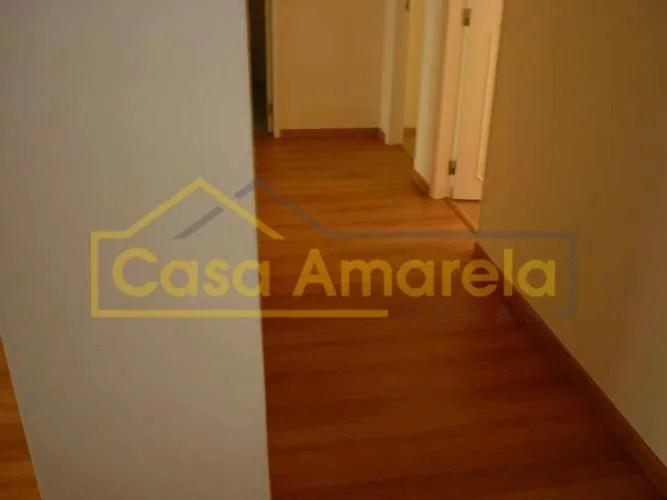 Remodelação de apartamento pavimento de madeira