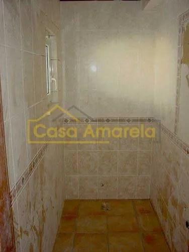 Remodelação de casa de banho pequena antes