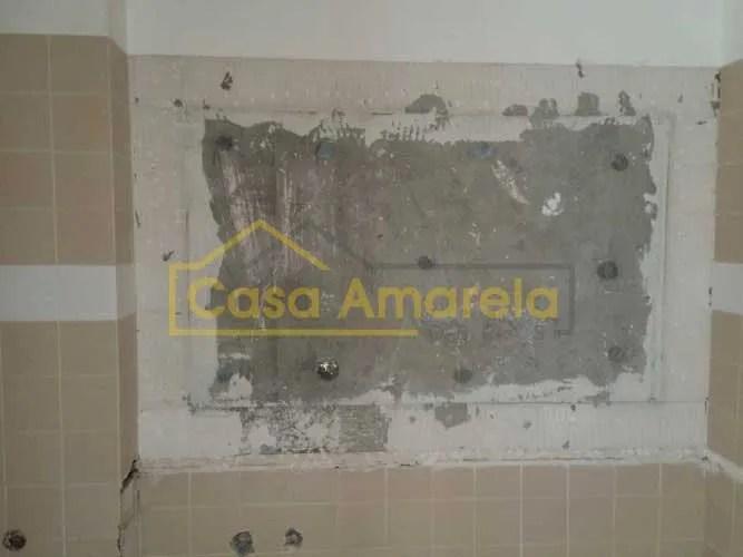 Remodelação de casa de banho revestimentos