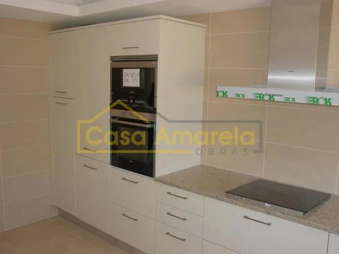 Remodelação de cozinha em Lisboa