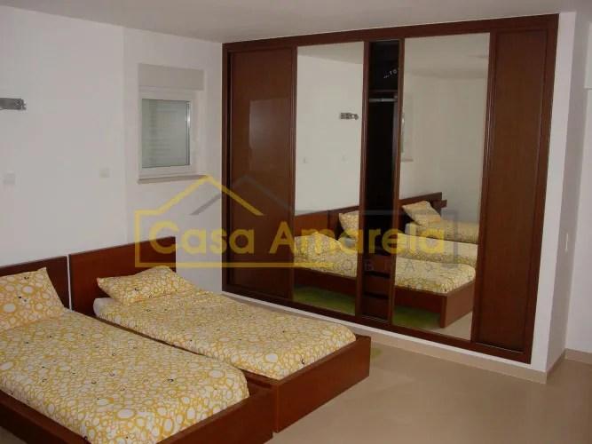 Remodelação de interior de moradia quarto