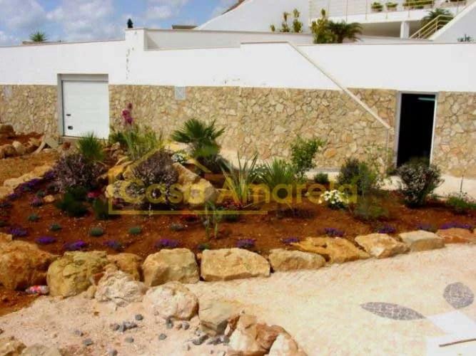 Jardim e arranjos exteriores