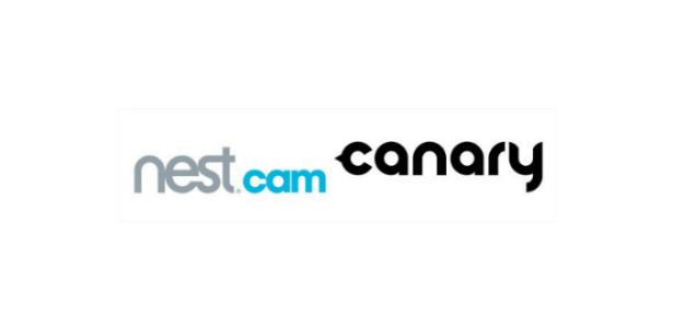 nest cam vs. canary camera