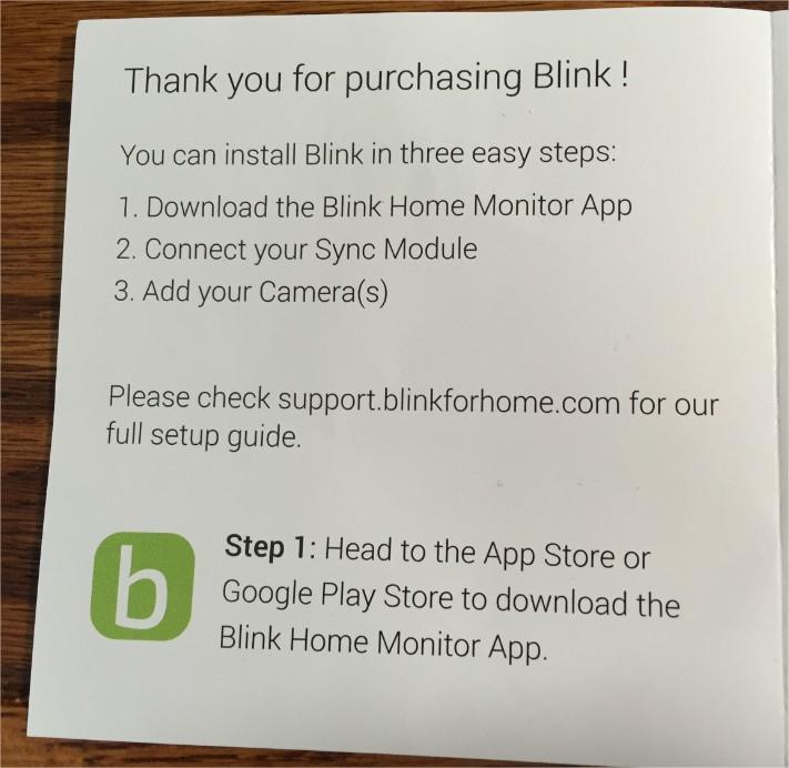 Blink Smart Home Security Camera Review – Casa Armor