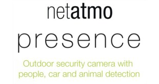 Netatmo Presence Outdoor Security Camera