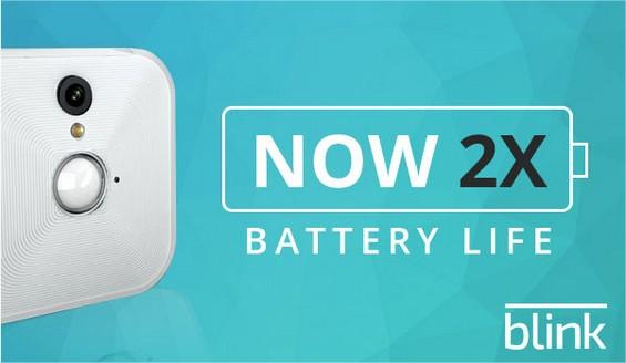 blink battery life