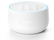 nest guard alarm system
