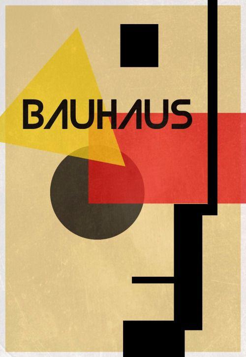 Icónicos diseños del mobiliario de la Bauhaus