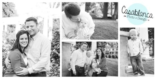 Baker Family Portraits