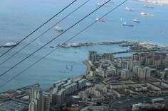 Det er mye å se i Gibraltar