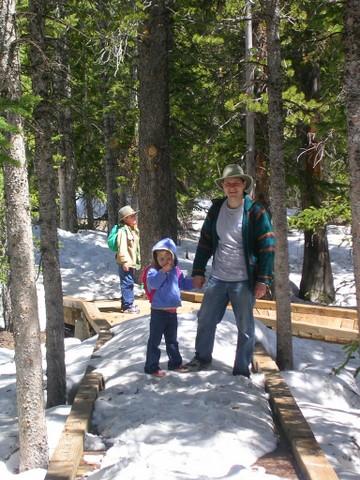 Great Basin 2009 Snow