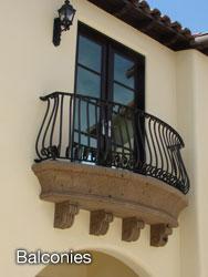 Balconies - Casa de Cantera