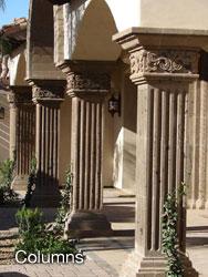 Columns - Casa de Cantera
