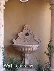 Wall Fountains - Casa de Cantera