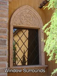 Window Surrounds - Casa de Cantera