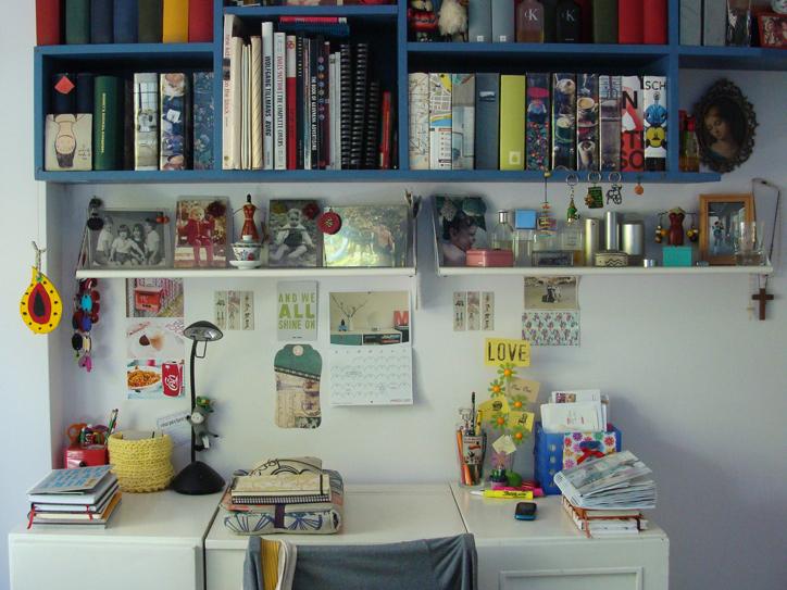 Interiores #61 La sonriente – Casa Chaucha ~ Ideias Para Decorar Quarto Universitario